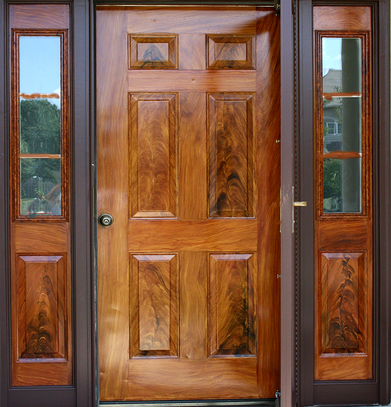 Varnish Door Paint