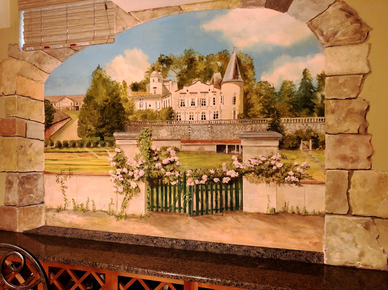 Wall Painting Company Bucks Montgomery County Pa Custom Room